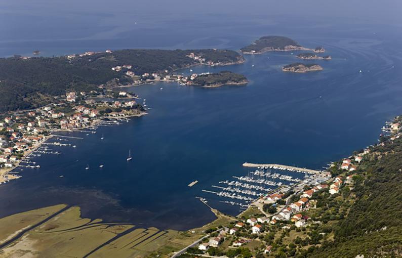 Marina Supetarska Draga Porti turistici croazia