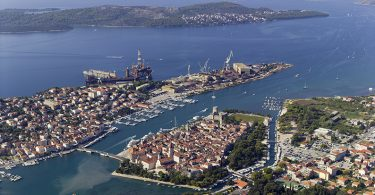 Marina Trogir Porti turistici croazia