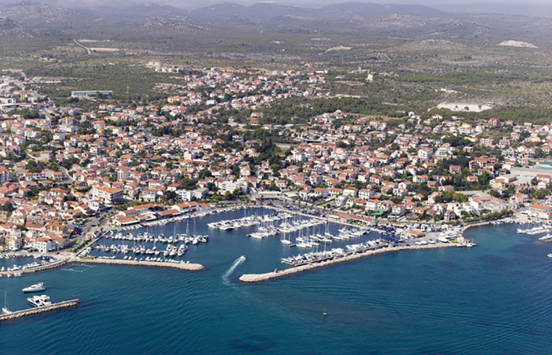 Marina Vodice Porti turistici croazia