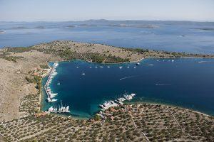 Marina Zut Porti turistici croazia