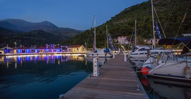 Marina Slano Porti turistici croazia