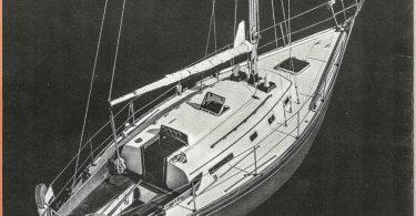 Barche d'epoca carter 33