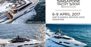 FG at Singapore Yacht Show