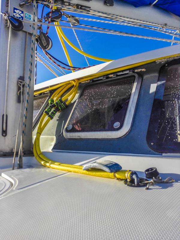 Come Raccogliere L Acqua Piovana In Barca Con Un Sistema Fai