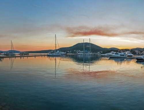 Adriatic Croatia International Club S.p.A, 22 marina sulla costa e sulle isole adriatiche in Croazia