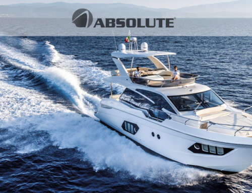 Absolute Yachts – motore