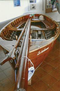Collezione barche d'epoca bedoni