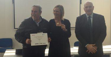 premiazione Team Italia