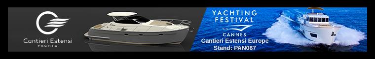 Cantieri Estensi Europe allo Yachting Festival di Cannes