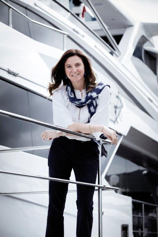 Giovanna Vitelli - Vice Presidente Azimut Benetti Group