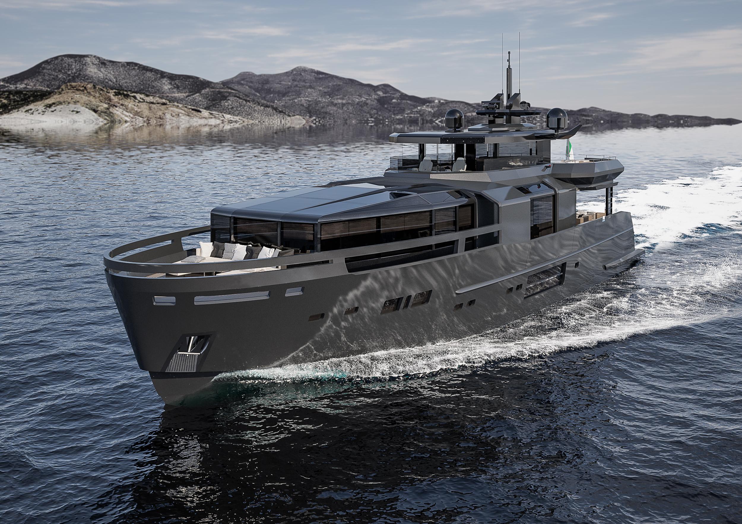 Arcadia yachts si rinnova e presenta arcadia 2 0 for Yacht design milano