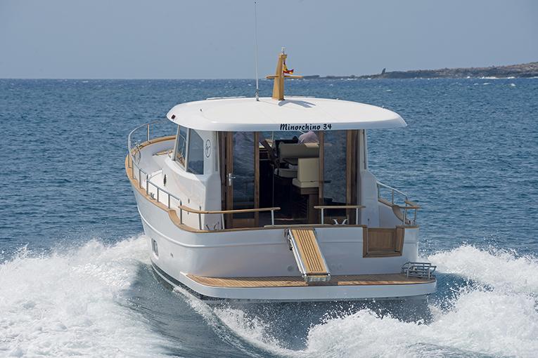Barche Menorquin