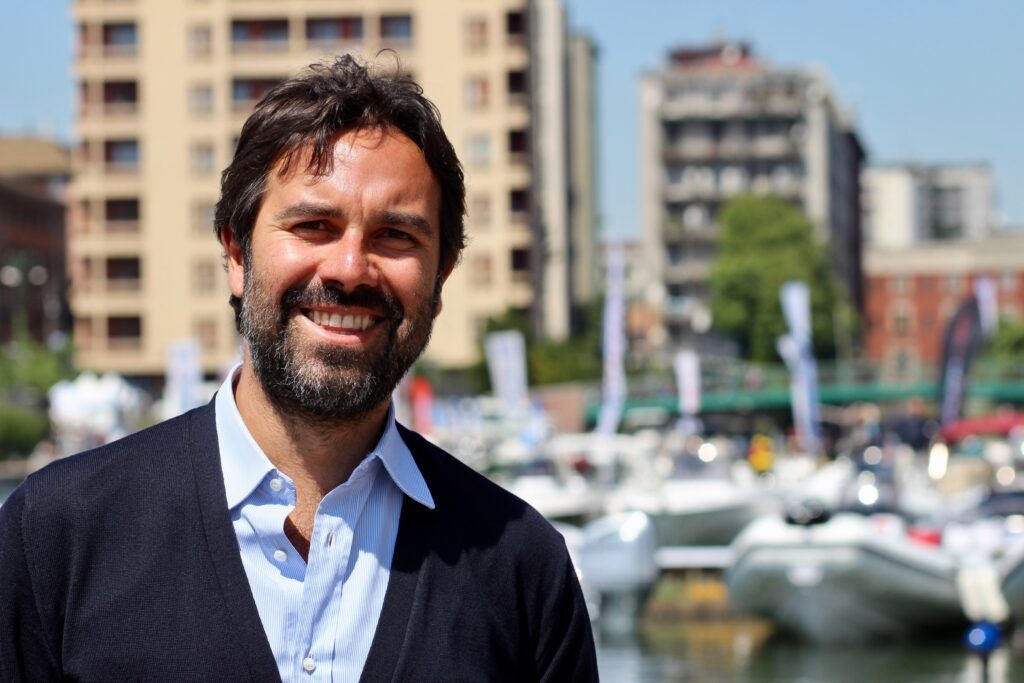 Vittorio  Gargaglione,  responsabile  Marketing  ed  Eventi  di  Navigli  Lombardi