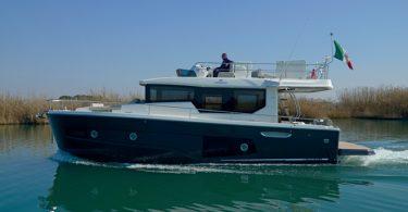 Cranchi Eco trawler 4