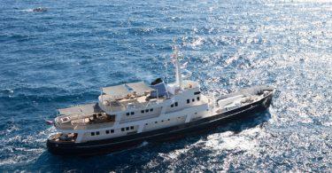 """""""Ice Lady"""" è un ex rompighiaccio della Guardia Costiera norvegese"""