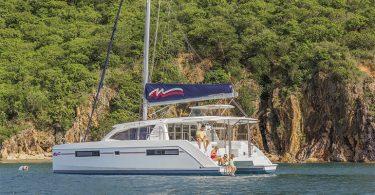Moorings-4000 Charter in Mediterraneo e ai Caraibi