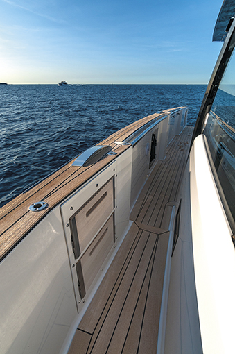 Fjord Boats 48' Open