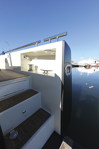 Heron Yachts - Heron 56 foto di Corradino Corbò