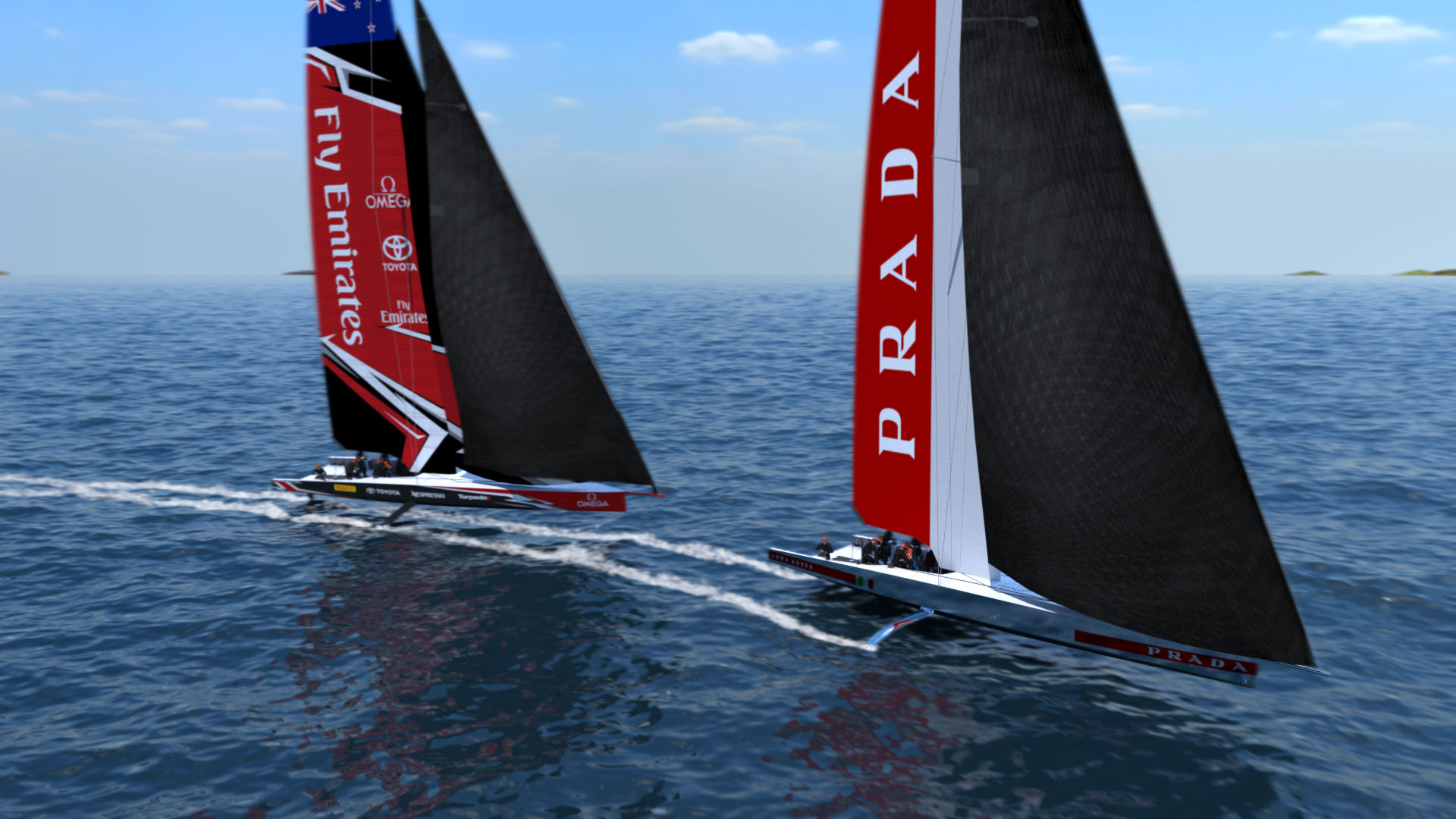 Garmin è Official Supplier del Team Luna Rossa Challenge
