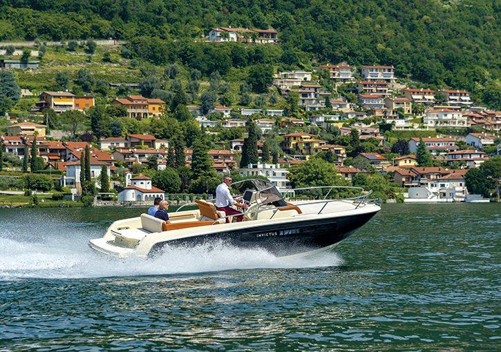 Invictus Yachts 250 CX