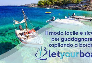 letyourboat noleggio barche