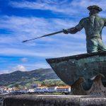 Pico, monumento al fiocinatore