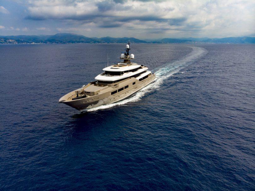 Monaco yacht show tankoa presenta il metri solo