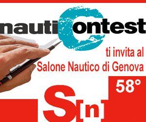 presentazione nauticontest al 58° Salone di Genova