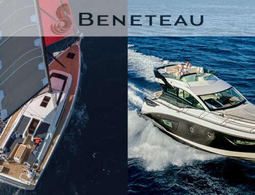 Beneteau – vela e motore