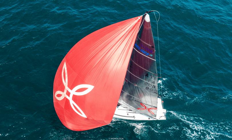 39367c76b6b38d Melges 24 European Sailing Series  2018 Arkanoè by Montura chiude in top-ten