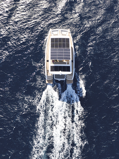 Silent Yachts 55 E-Power
