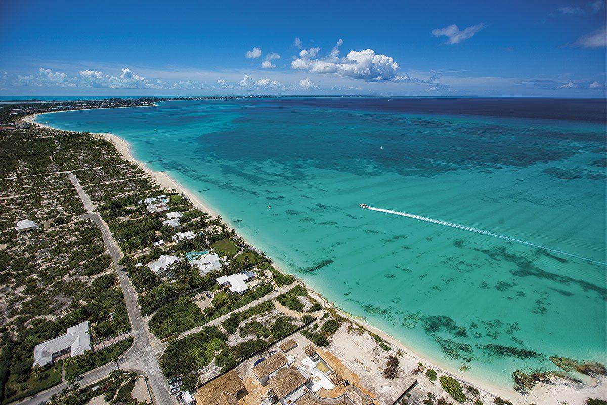 Vista aerea Bahamas