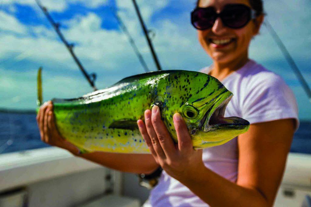 Pesca alle Bahamas