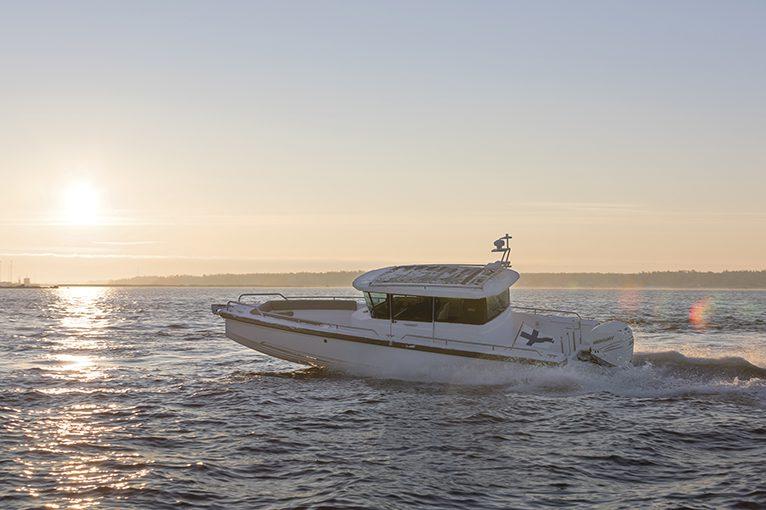 Axopar Boats 28 Cabin