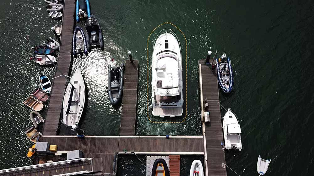 DockSense ormeggio