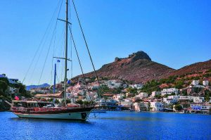 Leros Grecia