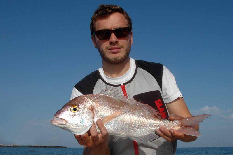 pesca rada
