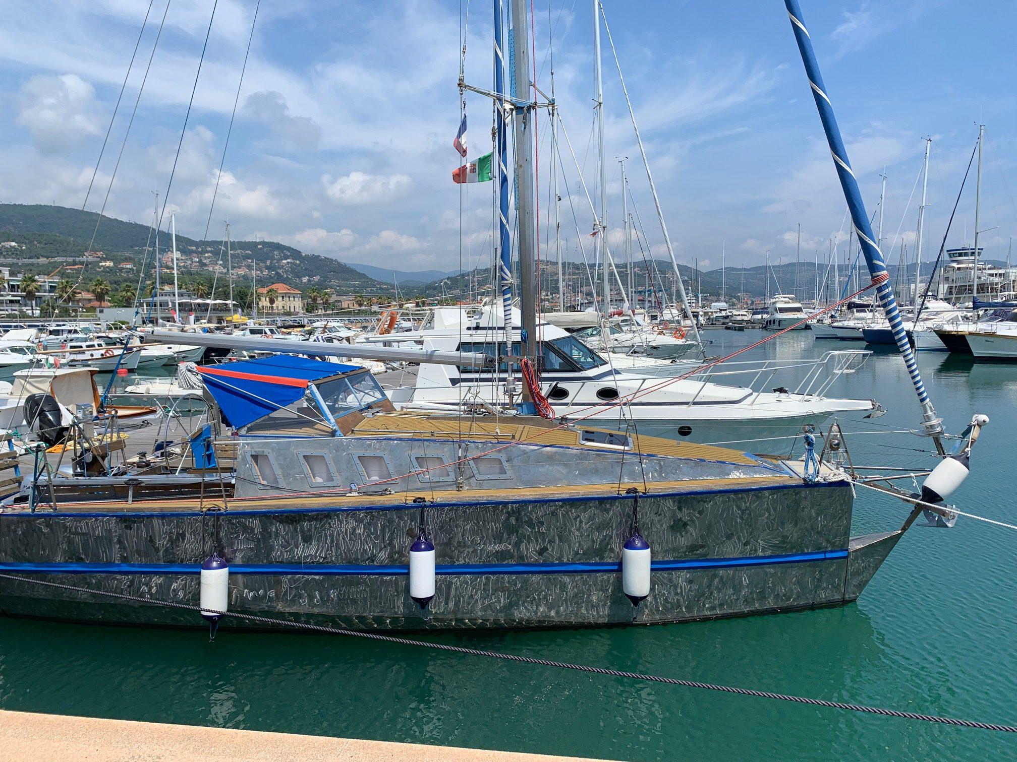 Parti Di Una Barca come costrursi un barca da soli