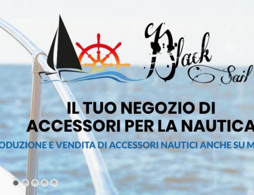 Black Sail sconto del 5% su tutto il catalogo