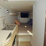 Gommoni Cabinati Miura 30 Cabin