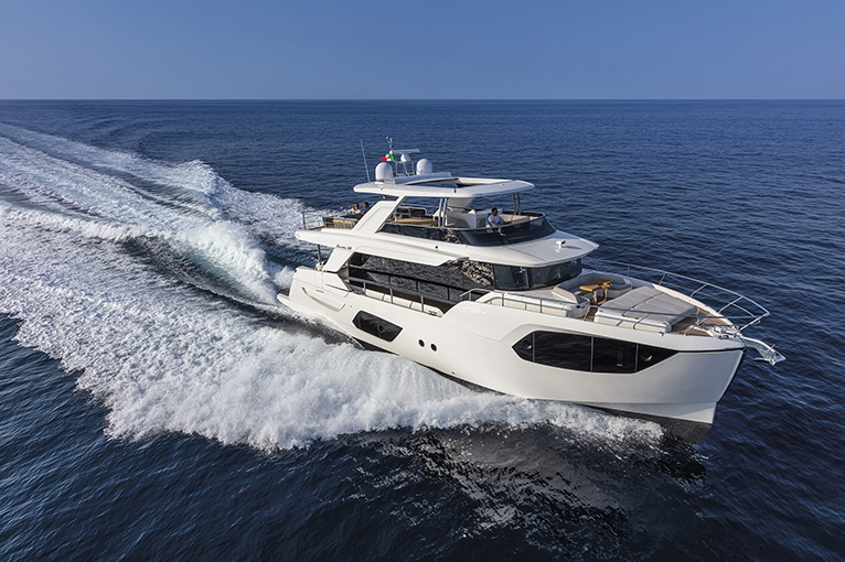 Absolute Yachts Navetta 68