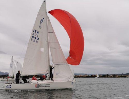 Riparte la Flotta sarda J24 con la prima tappa del Circuito Zonale 2020 nelle splendide acque del Golfo di Olbia