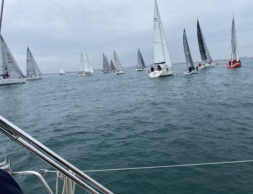 A Demon X il 43° Campionato Invernale di vela d'altura di Chioggia