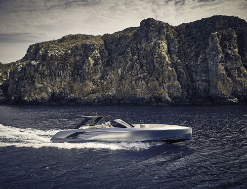 La prova in mare del Frauscher Boats 1414 Demon Air