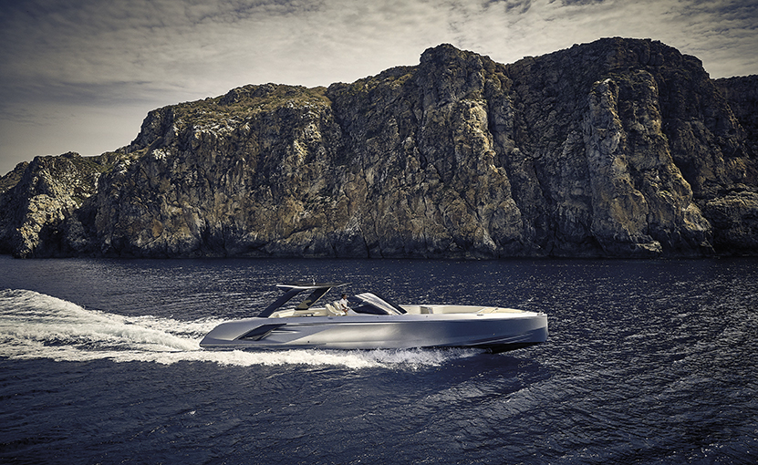 Frauscher Boats 1414 Demon Air
