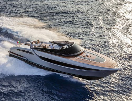 FERRETTI GROUP SUPERSTAR DEL BOOT DI DÜSSELDORF