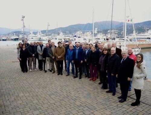 GENOVA FOR YACHTING CRESCE E CONFERMA IL RUOLO CENTRALE DELLA NAUTICA PROFESSIONALE NELL'ECONOMIA DELLA CITTA'