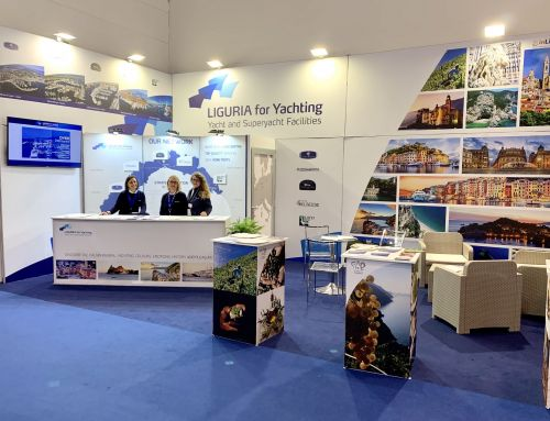 Liguria for Yachting torna al Boot di Dusseldorf