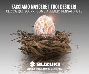Suzuki – IAB facciamo nascere – gen 2020