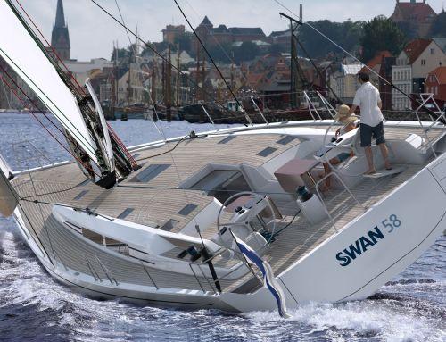 Dusseldorf, ecco il nuovo Swan 58